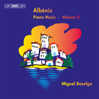 Albéniz - Piano Music, Vol. 8
