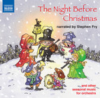 The Night Before Christmas Narrated by Stephen Fry