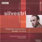 Silvestri - Tchaikovsky: Manfred Symphony - Respighi: Pini di Roma
