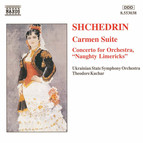 Shchedrin: Carmen Suite / Concerto for Orchestra