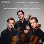 Beethoven – String Trios Op.3 & Op.8