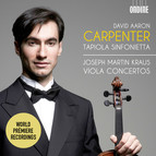 Kraus: Viola Concertos