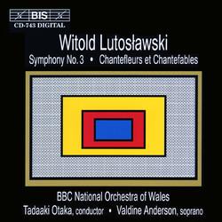 Lutoslawski - Symphony No.3