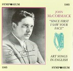 Art Songs in English (1908-1941)