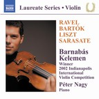 Violin Recital: Barnabas Keleman
