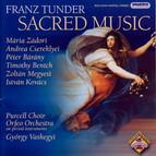 Tunder: Sacred Works
