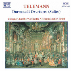 Telemann: Darmstadt Overtures (Suites)