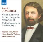 Joachim, J.: Violin Concerto, Op. 11,