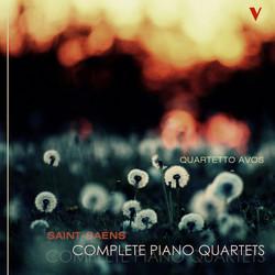 Saint-Saëns: Complete Piano Quartets