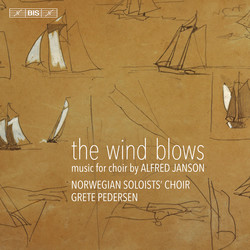 the wind blows – music for choir
