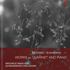 Brahms & Schumann: Works for Clarinet and Piano