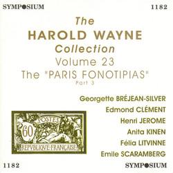 The Harold Wayne Collection, Vol. 23 (1905)