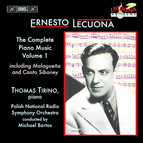 Lecuona - The Complete Piano Music, Vol.1