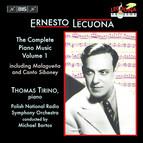 Lecuona - The Complete Piano Music, Vol.1