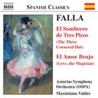 Falla: Amor Brujo (El) / El Sombrero De Tres Picos