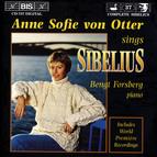 Anne Sofie von Otter sings Sibelius