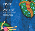 River of Words (New Works for Voice and Guitar)