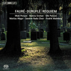 Requiems by Fauré and Duruflé