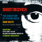 Shostakovich: The Execution of Stepan Razin, Zoya Suite & Suite on Finnish Themes