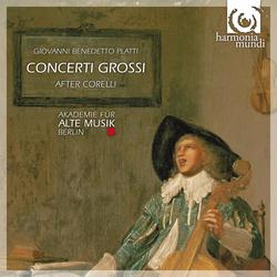 Platti: Concerti grossi after Corelli