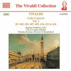 Vivaldi: Cello Concertos, Vol.  3
