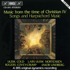 Music from the time of Christian IV - Songs and Harpsichord Music
