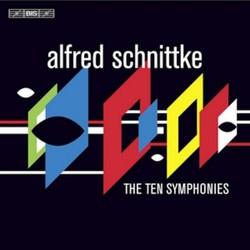 Schnittke – Symphony No. 4 & 5