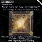 Music from the time of Christian IV - Madrigals from the South to the North