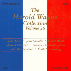 The Harold Wayne Collection, Vol. 26 (1904-1911)