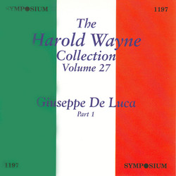 The Harold Wayne Collection, Vol. 27 (1905, 1907)