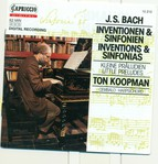 Bach, J.S.: 2 Part Inventions / 3 Part Inventions / 6 Little Preludes