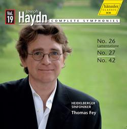 Haydn: Symphonies, Vol. 19