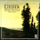 Brahms: Lieder (Complete Edition, Vol. 4)