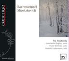 Rachmaninoff, Shostakovich, Shchedrin & Tchaikovsky: Works for Piano Trio