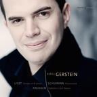 Schumann, Knussen & Liszt: Piano Works