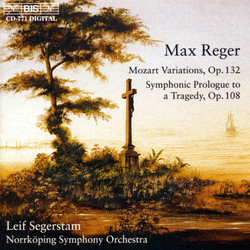 Reger - Mozart Variations