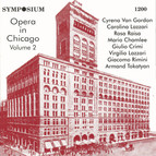 Opera in Chicago, Vol. 2 (1919-1927)