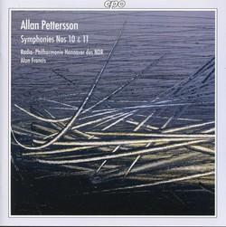 Pettersson: Symphonies Nos. 10 & 11