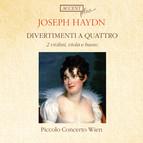 Haydn: Divertimenti a Quatro