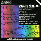 Giuliani - Complete Works for Flute and Guitar, Vol.1