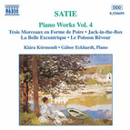 Satie: Piano Works, Vol.  4