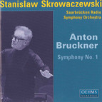 Bruckner, A.: Symphony No. 1