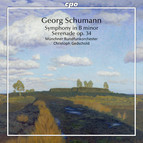 Georg Schumann: Symphony in B minor - Serenade, Op. 34
