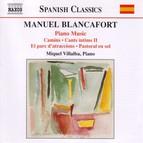 Blancafort, M.: Piano Music, Vol. 3  - Camins / Cants Intims Ii / El Parc D'Atraccions /  Pastoral
