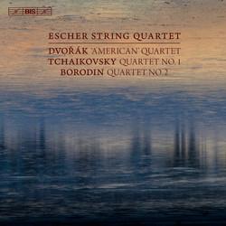 Dvořák · Tchaikovsky · Borodin - String Quartets