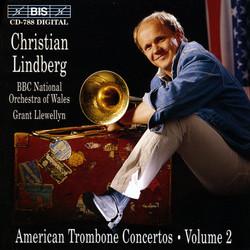 American Trombone Concertos, Vol.2