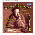 Tessarini, C.: Introducioni A 4, Op. 11, Books 2-4