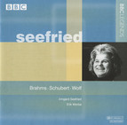 Seefried - Brahms, Schubert, Wolf (1962)