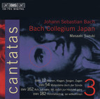 J.S. Bach - Cantatas, Vol.3 (BWV 12, 54, 162, 182)