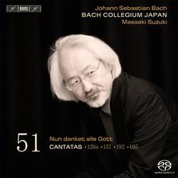 J.S. Bach - Cantatas, Vol.51